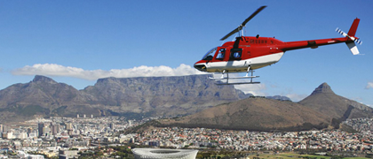 Helicopter Trips Cape Town